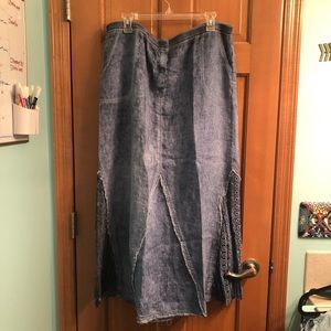 XCVI Maxi Skirt